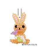 www.snowfall-beads.com - Miyuki jewelry kit Mascot Fan Kit No. 31 Flora - E00173