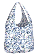 www.snowfall-fashion.nl - Ecozz ecoshopper Little Big Bag Short Spring - E00192