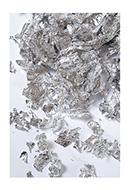 www.snowfall-beads.be - Rayher deco metaal vlokken (1 gram) - E00372