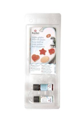 www.snowfall-perles.be - Rayher kit de bricolage Kit Mouler du savon