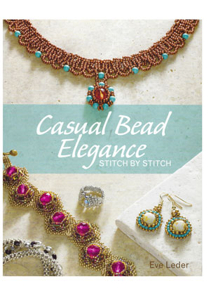 www.snowfall-beads.com - Book Casual Bead Elegance (Eve Leder)