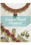 www.snowfall-beads.fr - Livre Casual Bead Elegance (Eve Leder) - E01365