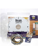 www.snowfall-beads.com - Beadsmith Kumihimo braiding kit for beginners - E01372