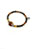 www.snowfall-beads.nl - DoubleBeads Mini Sieradenpakket armband rekbaar ± 18cm met SWAROVSKI ELEMENTS
