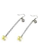 www.snowfall-beads.de - DoubleBeads Mini Schmuckpaket Ohrringe ± 8cm mit SWAROVSKI ELEMENTS - E02529