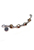 www.snowfall-perles.be - DoubleBeads Mini Kit de Bijoux Mix & Match brin ± 9,5cm avec SWAROVSKI ELEMENTS