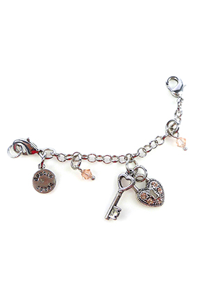 www.snowfall-beads.es - DoubleBeads Minikit de Joyería Mix & Match hebra ± 9,5cm con SWAROVSKI ELEMENTS