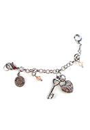 www.snowfall-beads.es - DoubleBeads Minikit de Joyería Mix & Match hebra ± 9,5cm con SWAROVSKI ELEMENTS - E02616