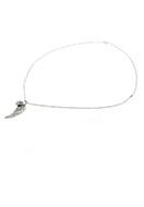 www.snowfall-beads.be - DoubleBeads Mini Sieradenpakket halsketting ± 80cm met SWAROVSKI ELEMENTS - E02635