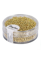 www.snowfall-perles.be - Rayher rocailles/perles pour broder en verre 11/0 2x1,3mm - E02977