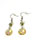 www.snowfall-beads.de - DoubleBeads Mini Schmuckpaket Ohrringe ± 4,5cm mit SWAROVSKI ELEMENTS