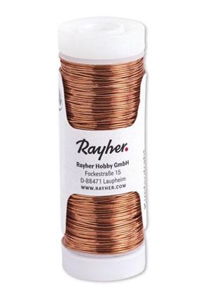 www.snowfall-beads.fr - Rayher fil de cuivre 0,4mm