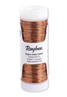 www.snowfall-beads.es - Rayher hilo de cobre 0,4mm - E03216