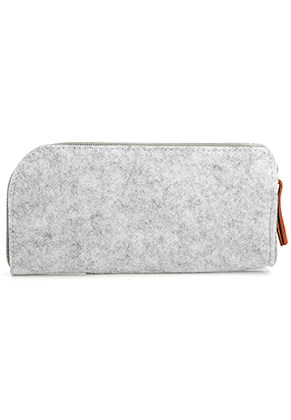 www.snowfall-fashion.co.uk - Felt pencil case 19,5x9,5x3cm