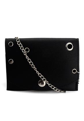 www.snowfall-fashion.co.uk - Imitation leather bum bag