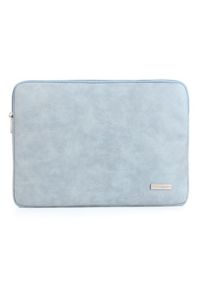 www.snowfall-fashion.be - Canvas artisan laptop sleeve 13,3 inch 36x26x3cm
