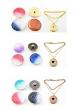 Regalo conjunto de joyas