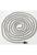 www.snowfall-beads.be - Metalen (roestvrij staal) halskettingen, ball chain (bolletjesketting) met verstelbaar sluiting ± 80cm (± 1,5mm dik)