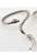 www.snowfall-beads.be - Metalen ear cuffs slang ± 66x45mm