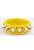 www.snowfall-beads.de - Kunstleder Armband mit Studs ± 9,5x2,5cm, Innermaß ± 21cm