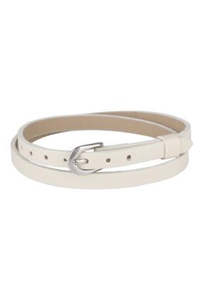 www.snowfall-beads.com - Imitation leather wrap bracelet 15-17cm (suitable for slide-beads)