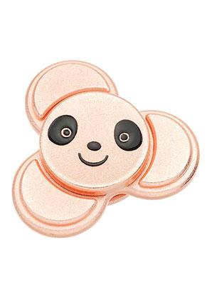 www.snowfall-beads.com - Fidget spinner panda bear