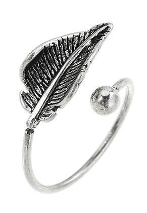 www.snowfall-beads.de - Brass Ring Blättchen >= Ø 17mm