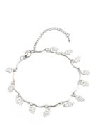 www.snowfall-beads.fr - Bracelet/bracelet de cheville avec breloques main de Fatima 21-26cm - J06884