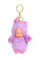 www.snowfall-beads.be - Sleutelhanger met baby - J07588