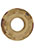 www.snowfall-beads.fr - SWAROVSKI ELEMENTS pendentif/breloque 6039 anneau, avec facettes