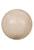 www.snowfall-beads.com - SWAROVSKI ELEMENTS bead 5810 Crystal Pearl round 4mm