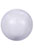 www.snowfall-beads.com - SWAROVSKI ELEMENTS bead 5811 Crystal Pearl large hole round 10mm