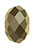 www.snowfall-beads.com - SWAROVSKI ELEMENTS bead 5040 Briolette Bead roundel 8x5,5mm