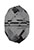 www.snowfall-beads.com - SWAROVSKI ELEMENTS bead 5040 Briolette Bead roundel 4x3mm