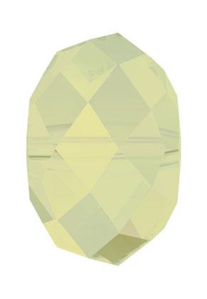 www.snowfall-beads.com - SWAROVSKI ELEMENTS bead 5040 Briolette Bead roundel 6x4mm