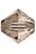 www.snowfall-beads.es - SWAROVSKI ELEMENTS abalorio 5328 XILION Bead toupie 4mm