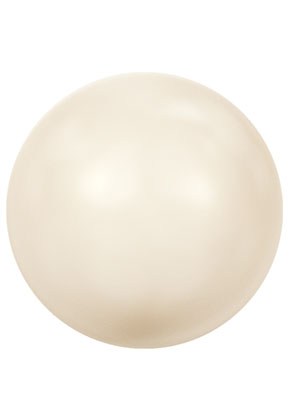 www.snowfall-beads.com - SWAROVSKI ELEMENTS bead 5810 Crystal Pearl round 3mm