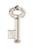 www.snowfall-beads.com - SWAROVSKI ELEMENTS pendant 6919 Key Pendant 30x14mm