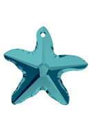 www.snowfall-beads.nl - SWAROVSKI ELEMENTS hanger/bedel 6721 Starfish Pendant 16mm - SW2629
