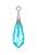 www.snowfall-beads.com - SWAROVSKI ELEMENTS Pendant 6532 Pure Drop Pendant Tr.Cap 21mm