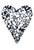 www.snowfall-beads.nl - SWAROVSKI ELEMENTS hanger 6240
