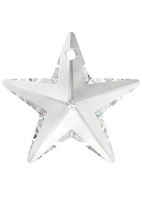 www.snowfall-beads.fr - SWAROVSKI ELEMENTS pendentif 6714 Star Pendant étoile 28mm