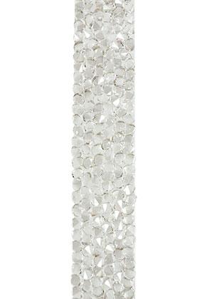 SWAROVSKI ELEMENTS strap 74050 Crystal Fine Rocks Hotfix 10mm