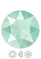 www.snowfall-beads.com - SWAROVSKI ELEMENTS pointed backs 1088 XIRIUS Chaton round SS39 - SW2912