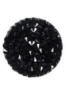 www.snowfall-beads.nl - SWAROVSKI ELEMENTS schijf 72013 Crystal Rock Hotfix rond 24mm - SW2922
