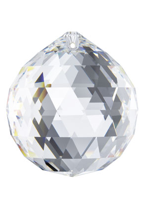 www.snowfall-beads.com - SWAROVSKI ELEMENTS pendant 8558 STRASS Ball 20mm