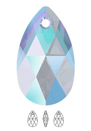 www.snowfall-beads.fr - SWAROVSKI ELEMENTS pendentif/breloque 6106 Pear-Shaped Pendant goutte 16x9,5mm