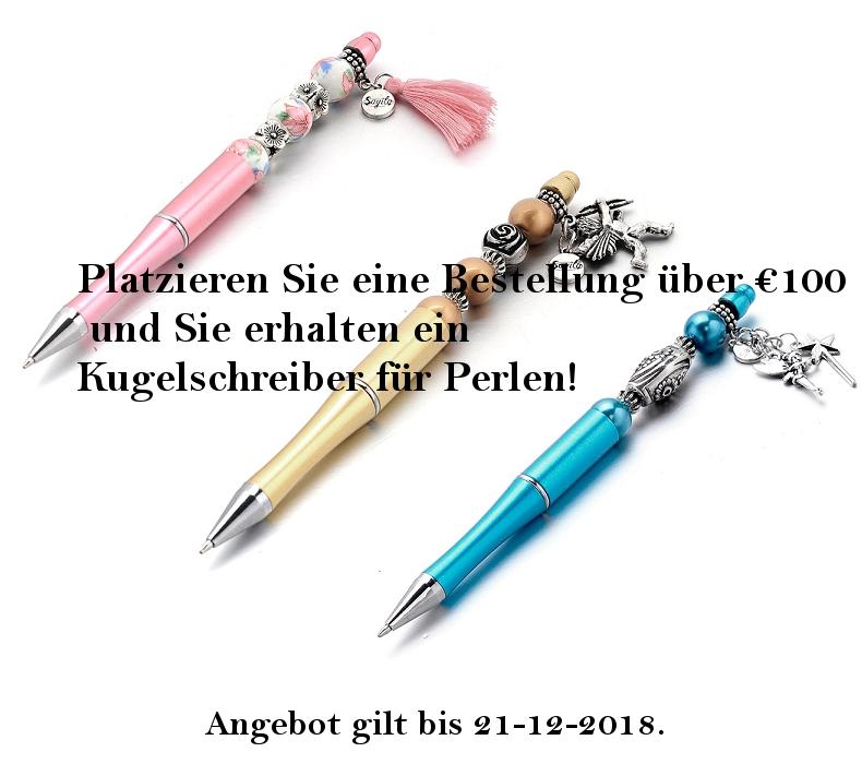 www.snowfall-beads.de - Geschenk Aktion
