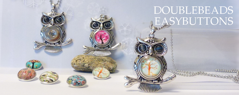 www.snowfall-beads.com - DoubleBeads EasyButton