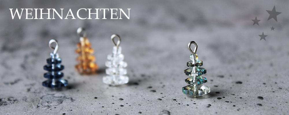 www.snowfall-beads.de - Weihnachtskollektion